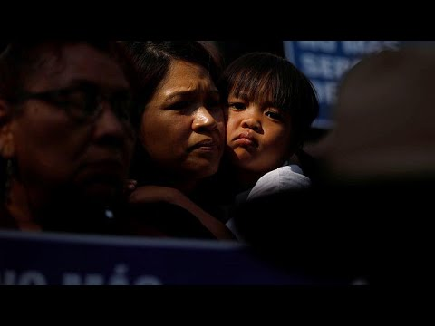ΗΠΑ: Xιλιάδες παιδιά παράτυπων μεταναστών σε κέντρα κράτησης …