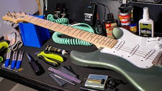 The Complete DIY Guitar Setup Tutorial