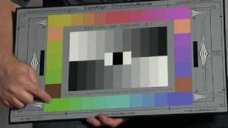 Robert Goodman on DSC Labs CamAlign Charts