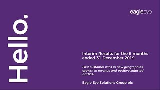 eagle-eye-solutions-eye-interim-results-for-6-months-ended-31st-december-2019-26-03-2020