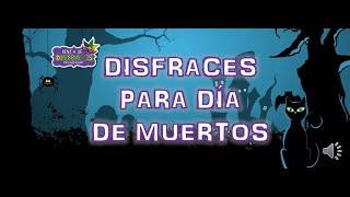 RENTA DE DISFRACES PARA HALLOWEEN