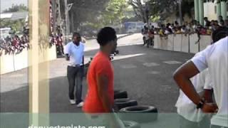preview picture of video 'Carrera de Pasola y Motores en puerto plata 06-02-11'