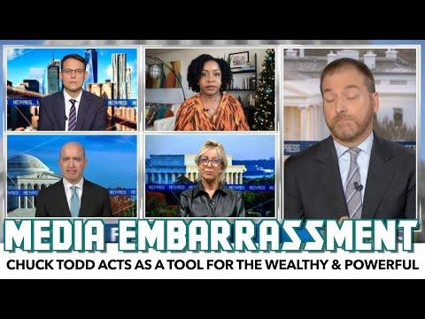 NBC's Chuck Todd Voices Outrageous Claim About 'Biden's Mandate'