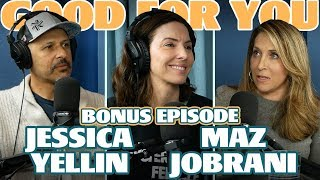 Bonus Episode: Jessica Yellin and Maz Jobrani on Iran | Good For You Podcast with Whitney Cummings