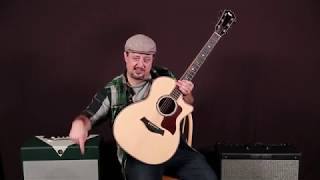 How to strum a acoustic guitar (Taught SLOWLY for beginners)