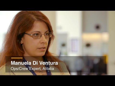 Embedded video for Experience trainings with our expert Manuela, who knows the perspective of being a customer