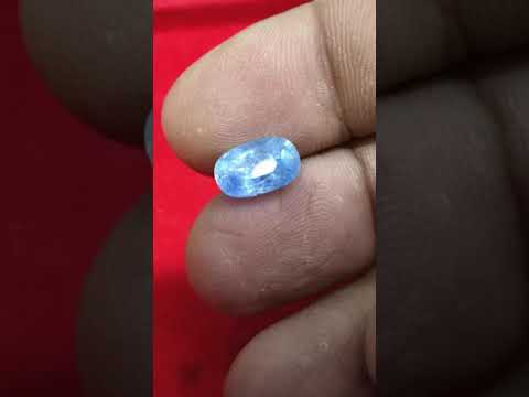 Cylon Blue Sapphire