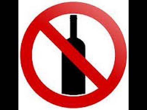 Che la persona smettesse di bere un appezzamento