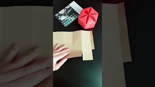 How To Make Kraft Paper Gift Box