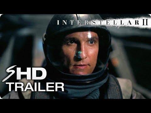 INTERSTELLAR 2 Teaser Trailer Concept (2021) Matthew McConaughey, Christopher Nolan Sci-Fi Movie