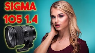 Sigma 105mm 1 4 Art - Bokeh Master Lens Review