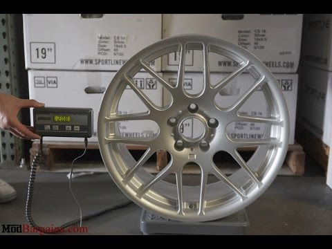 Unboxing of CSL Style Wheels (Sportline 8S) - Z4 Vlog #13