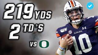 Bo Nix Highlights vs Oregon   8.31.19