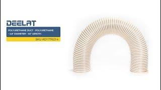 Polyurethane Duct - Polyurethane – 4.8