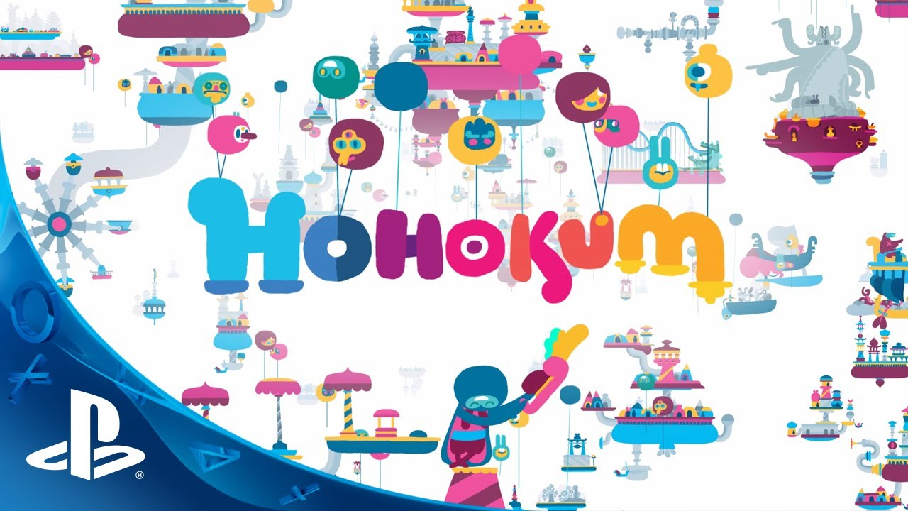 Hohokum: New Trailer, Q&A With Tycho and Ben Benjamin