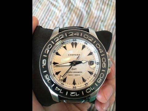 COLLECTOR STUPIDITY – Chopard LUC Pro One GMT – Unsellable Wrist Watches