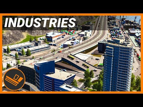 mp4 Industry Area, download Industry Area video klip Industry Area