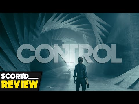 Control – SCORED REVIEW | A Masterful Object of Power? video thumbnail