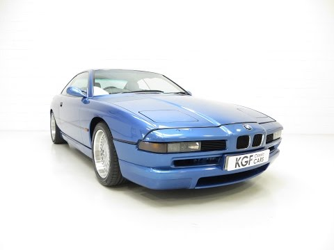 A Superlative BMW E31 840Ci Sport With 38,993 Miles And Same Owner For 18 Years - SOLD!