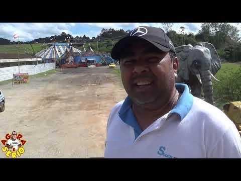 Circo Los Agady ganha Internet de Fibra em sua estadia na Cidade e Correia promete internet de Fibra no Jardim das Palmeiras e na Conceição em breve
