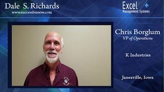 Dale Richards Valuation Presentation is a firehouse of ways to improve your business 2X-3X