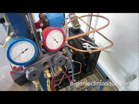 comment regler bypass radiateur