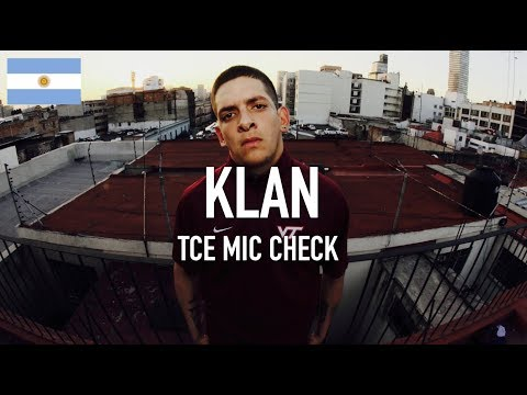 Klan - Untitled  [ TCE Mic Check ]