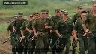 Новобранцы ДВОКУ выдержали курс молодого бойца