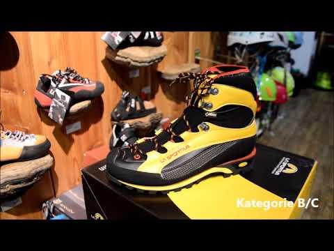 Die richtige Bergschuh-Kategorie für deine Tour | Alpinschule Garmisch