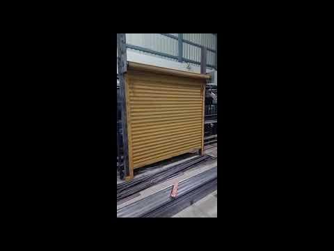 Shop Rolling Shutter