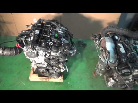 Обзор двигателей Ssang Young семейства D20DT 2.0 Xdi