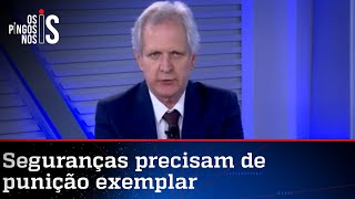 Augusto Nunes: Brasil ainda exclui por vestes, aparência e cor