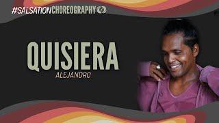 Juan Luis Guerra - QUISIERA - Alejandro Angulo's choreography