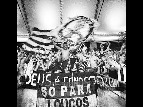 """""""A Torcida Mais Apaixonada do Brasil - Loucos Pelo Botafogo"""" Barra: Loucos pelo Botafogo • Club: Botafogo"""