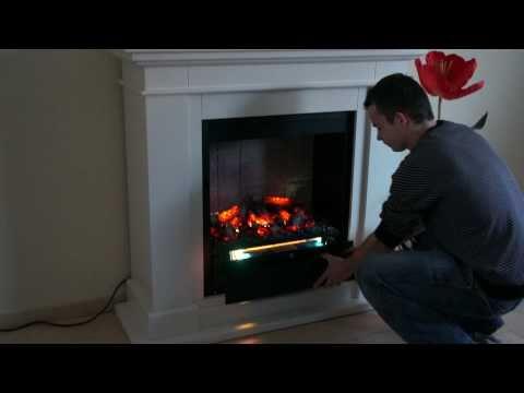 Elektrokamin Garvens Beschreibung des Wasserdampffeuer