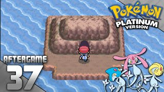 Uxie  - (Pokémon) - Pokemon Platinum Part 37 - Catching Azelf, Uxie, and Mesprit