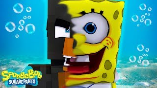 Minecraft HOW TO BECOME SPONGEBOB SQUARE PANTS!!