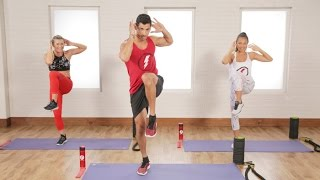 30 Minute Low Impact Workout To Torch Calories | Class FitSugar
