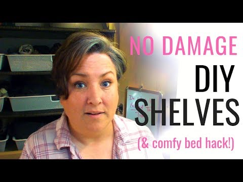 BE YOU & BE MOBILE! Hacks for Decorating Your RV or Van: Sturdy & Cheap