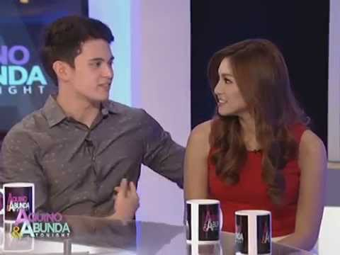 James, Nadine admit they compliment each other