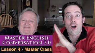Real English Conversation & Fluency Training - Family & Reunions - Master English Conversation 2.0