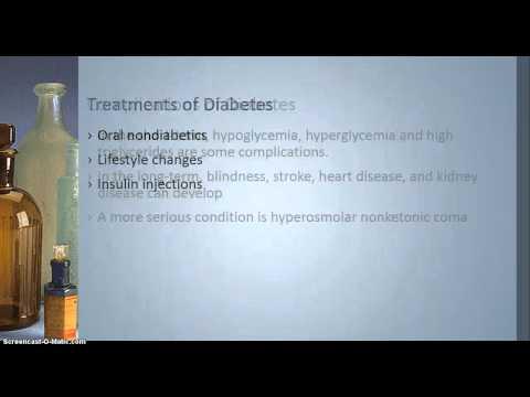 Dogwood Beeren in Diabetes