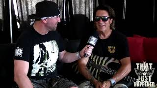 George Lynch - Live Interview at RockFest 80s