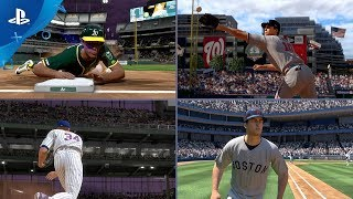 MLB The Show - Bite Size Legends and Flashbacks | PS4