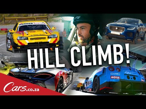 The 2018 Jaguar Simola Hill Climb: We Raced In South Africa's Largest Motorsport Event