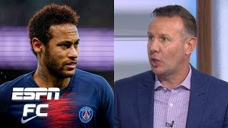 Neymar Needs To Either Put Up Or Shut Up At Psg Craig Burley Ligue 1