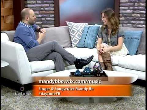 Mandy Bo Live TV Interview