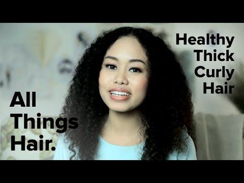 Video Cara Merawat Rambut Mengembang dan Keriting by Agnes Oryza