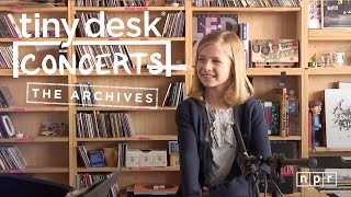 Jackie Evancho: NPR Music Tiny Desk Concert From The Archives