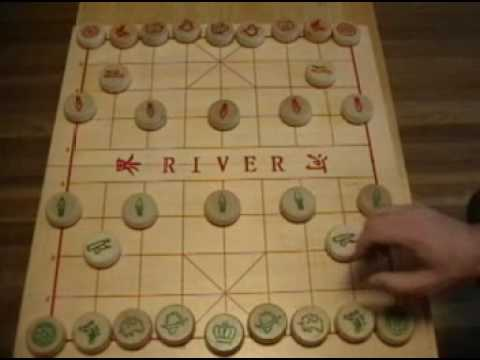 Chinese Chess (xiangqi) Lesson #1